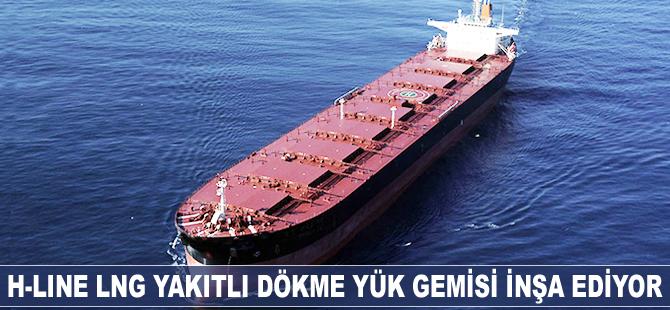 H-Line, LNG yakıtlı dökme yük gemisi inşa ediyor