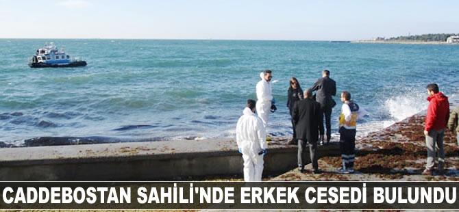 Caddebostan Sahili'nde bir erkek cesedi bulundu
